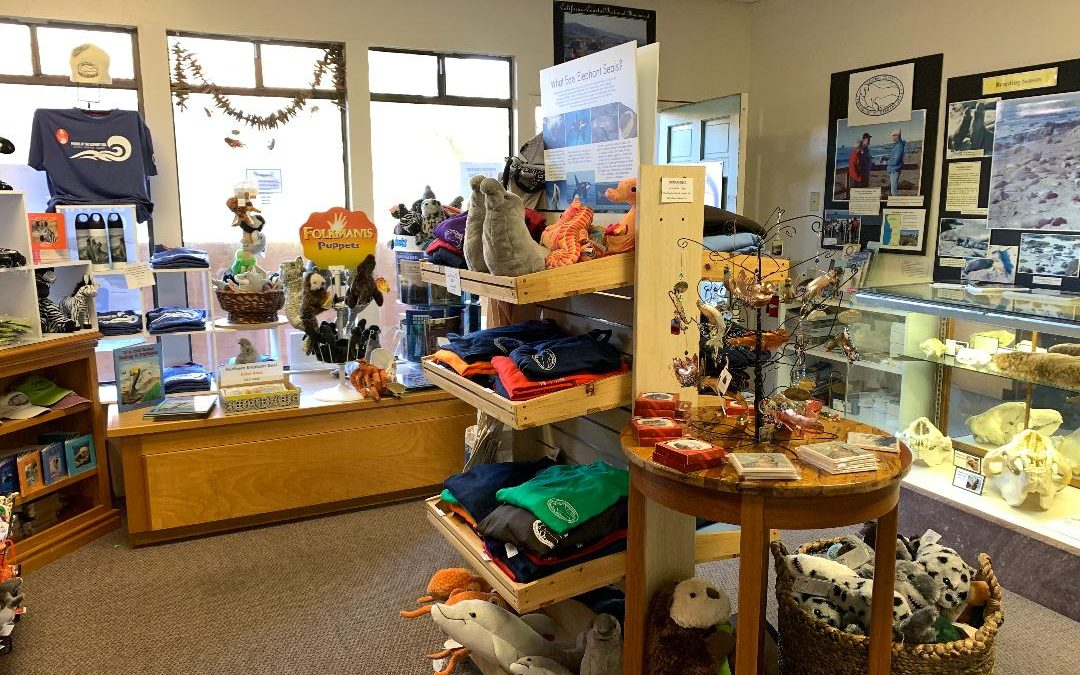 Friends of the Elephant Seal Gift Shop